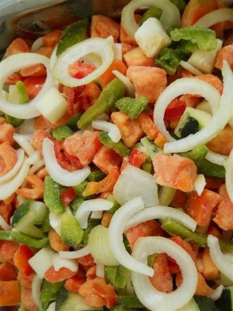 Zeleninové lečo