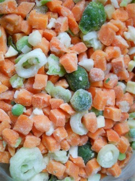 Zeleninová směs Mochovská